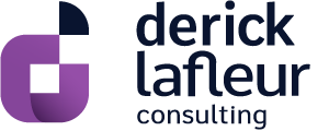 Derick Lafleur Consulting logo - outsourcing specialists
